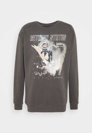 CREWNECK UNISEX - Sweater - iron