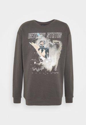 CREWNECK UNISEX - Sweatshirt - iron