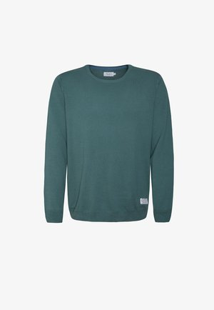 DONNY - Sweater - myrtle green