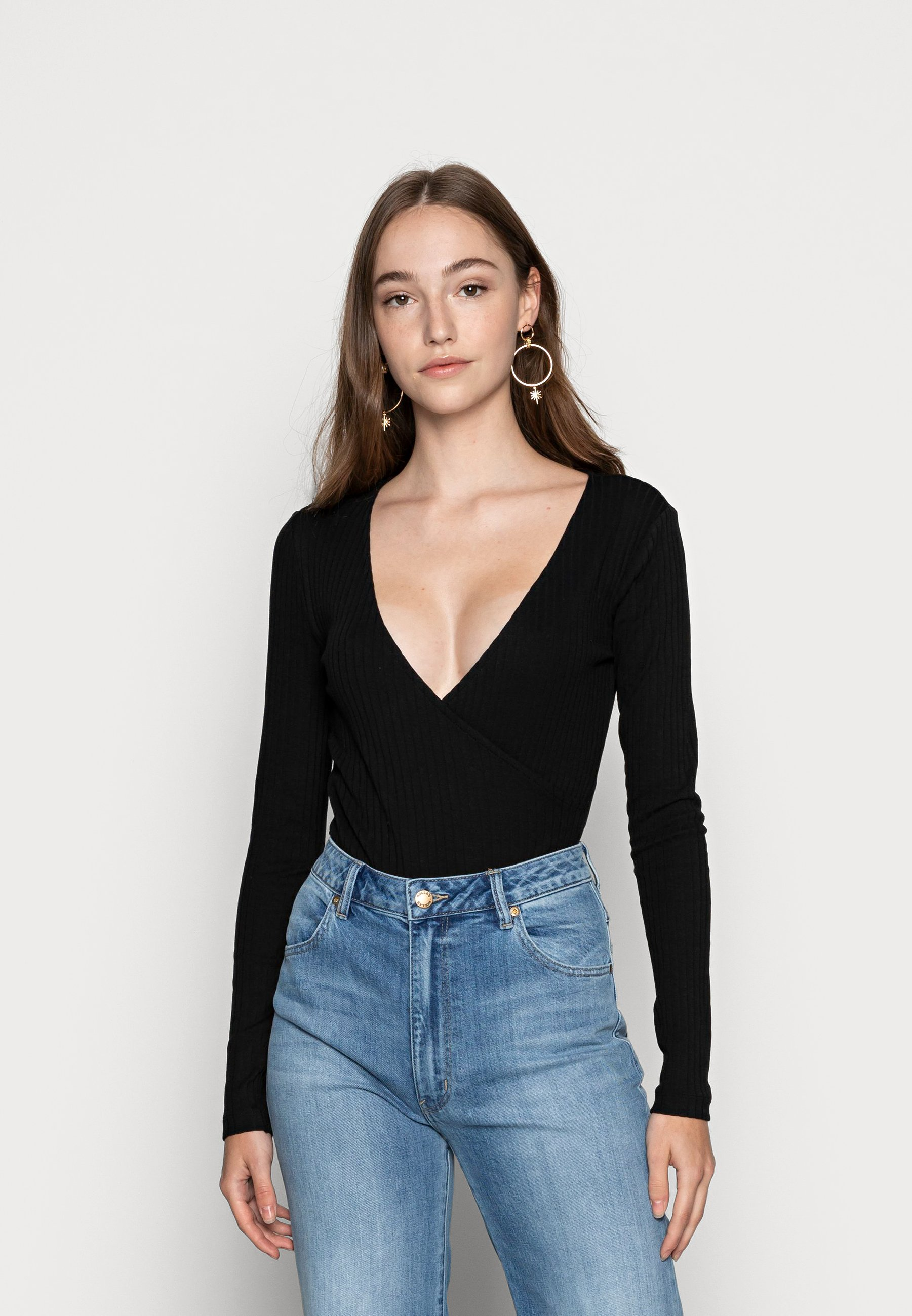 Women BODYSUIT BASIC - Long sleeved top