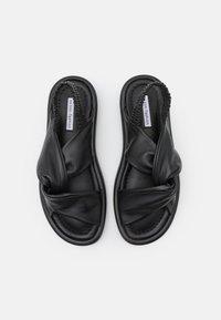 Oa non fashion - Sandals - nero - 5