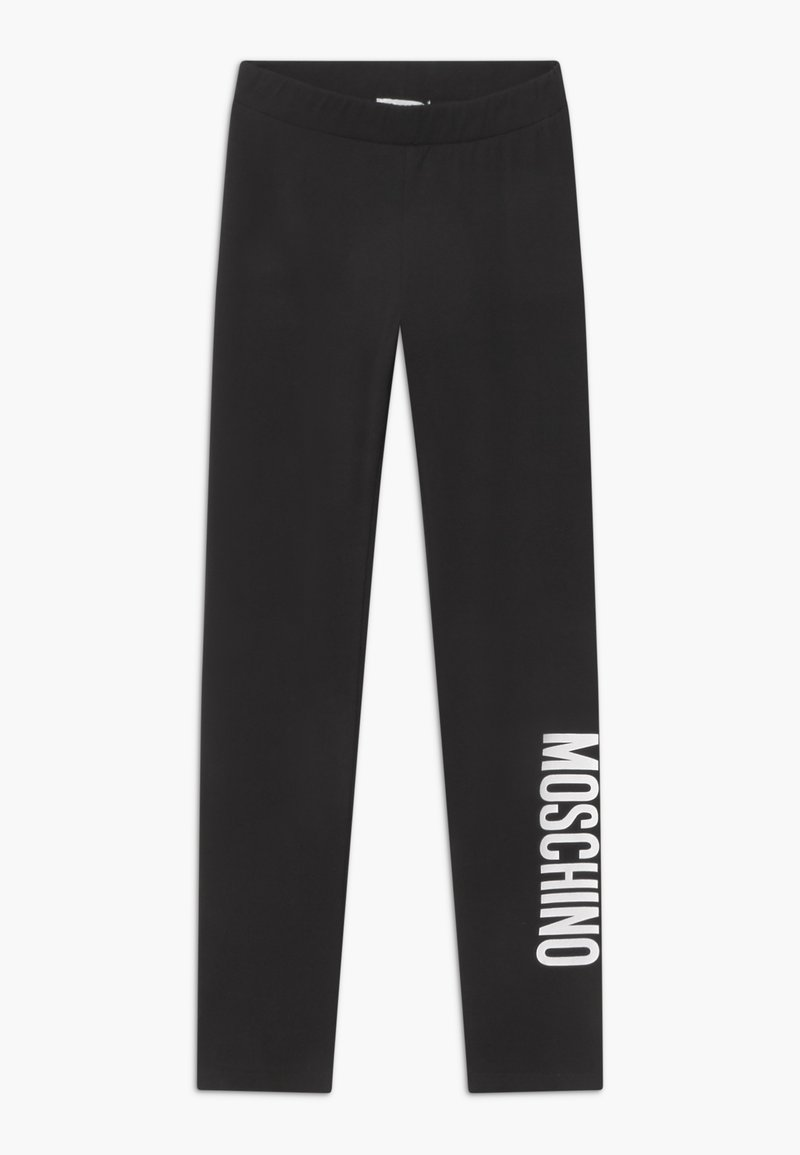 MOSCHINO - Leggings - Trousers - black
