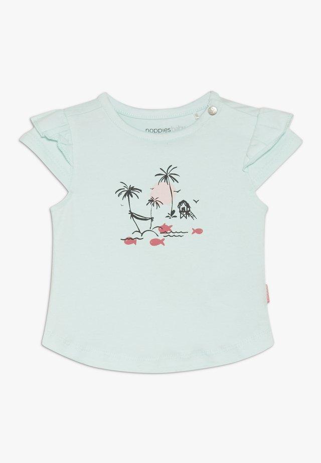 REGULAR - T-shirt con stampa - bay
