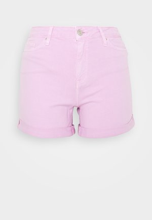 ROME HANA - Denim shorts - frosted pink