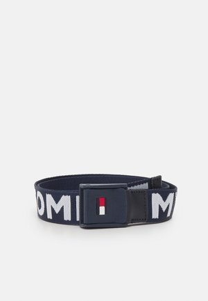 WEBBING BELT UNISEX - Vyö - twilight navy