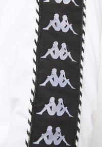 Kappa - IMANUEL - Træningsjakker - bright white - 5