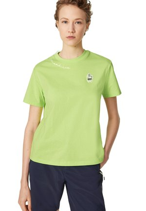 CARRIE - Print T-shirt - lime