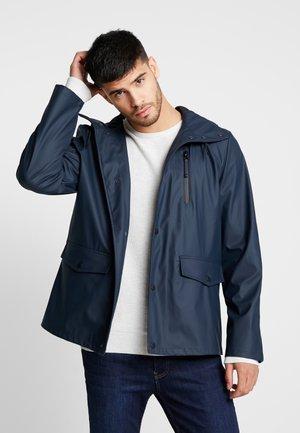 Vodotěsná bunda - dark blue