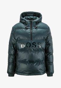 BOSS - Gewatteerde jas - open green - 5