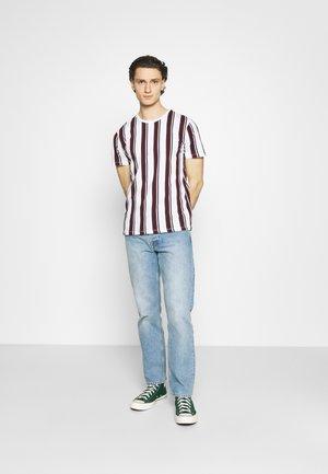 2 PACK - T-shirt med print - white