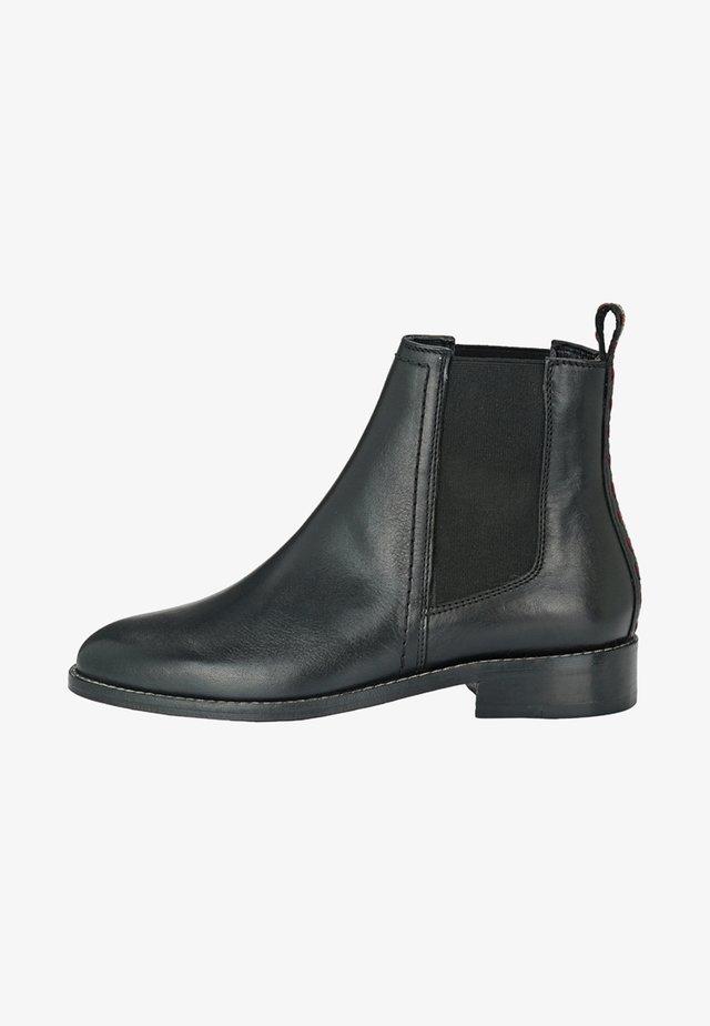 CHELSEA BOOT ANICA - Korte laarzen - black