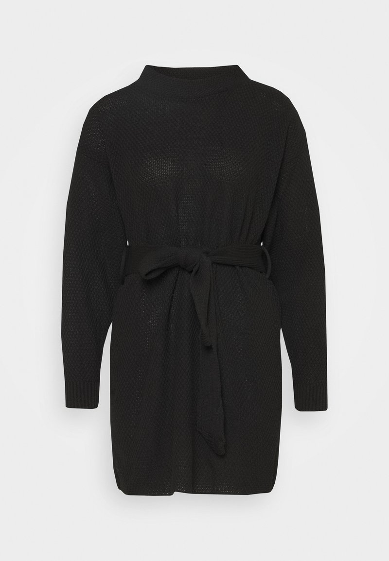 Glamorous - Jumper dress - black