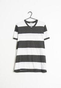 Abercrombie & Fitch - T-shirt imprimé - white - 0