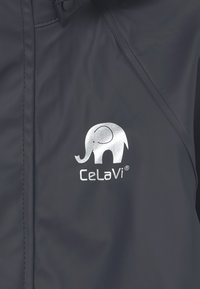 CeLaVi - BASIC RAINWEAR SOLID SET UNISEX - Impermeable - dark navy - 4