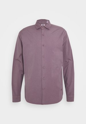SUSTAINABLE ALPHA SPREAD COLLAR - Shirt - moonscape