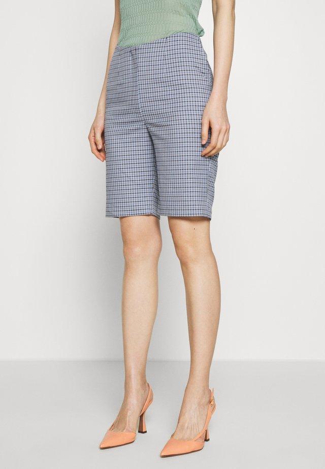 FLAUNT - Pantaloni - blue