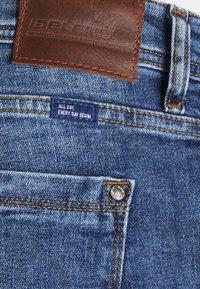 Blend - BLIZZARD FIT - Straight leg jeans - denim dark blue - 2