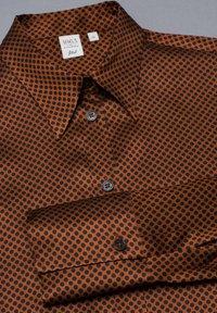 Eterna - Button-down blouse - bronze - 4