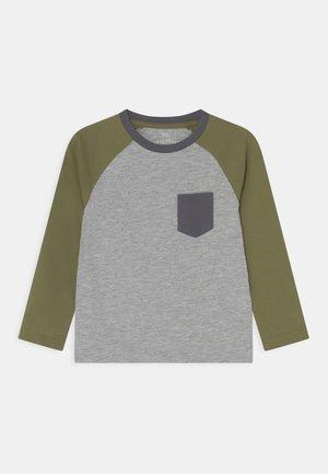 RAGLAN - Long sleeved top - khaki