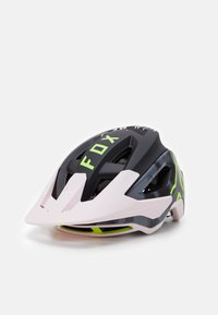Fox Racing - SPEEDFRAME PRO HELMET UNISEX - Kask - black/pink - 0