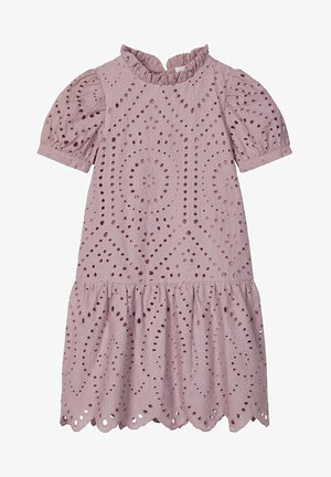Day dress - deauville mauve