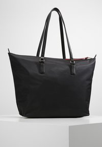 Tommy Hilfiger - POPPY TOTE - Tote bag - black - 2