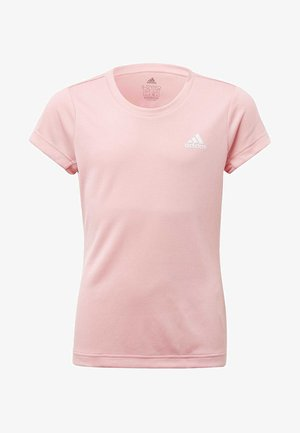 AEROREADY T-SHIRT - Camiseta estampada - glory pink