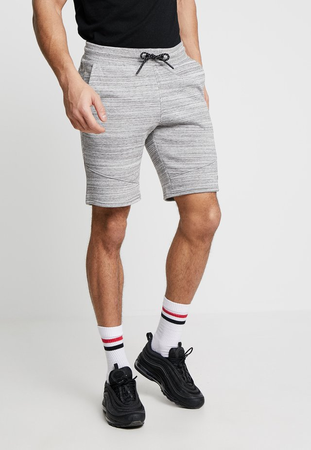 Short - mottled light grey