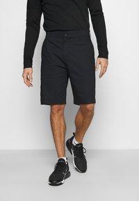 Nike Golf - Sportovní kraťasy - black - 0