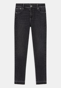 Pepe Jeans - PIXLETTE HIGH - Jeans Skinny Fit - black denim - 0