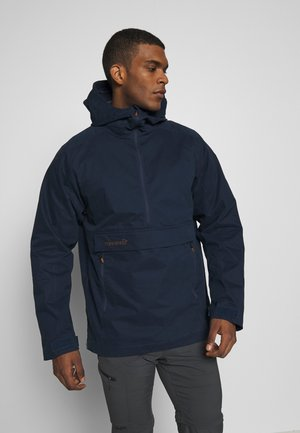 SVALBARD ANORAK - Giacca outdoor - indigo night
