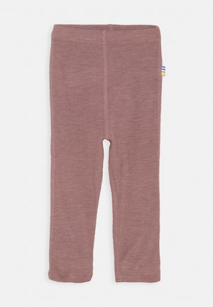Leggings - Trousers - berry