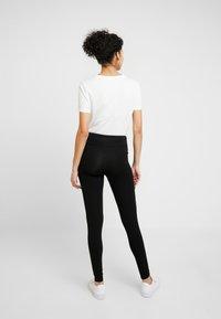 Dorothy Perkins - 2 PACK - Leggings - Trousers - black - 3