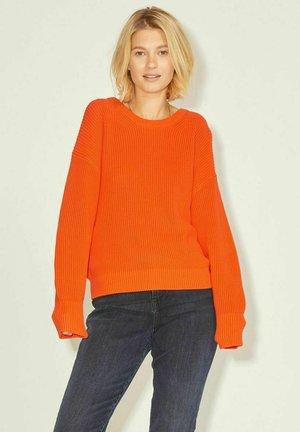 JXMILA - Trui - red orange