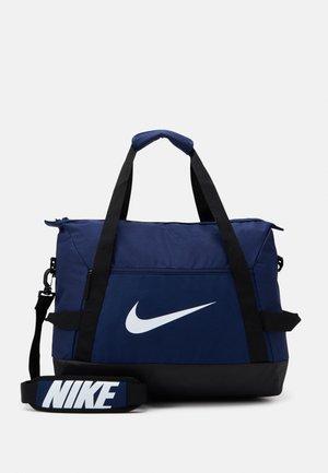 ACADEMY TEAM - Sports bag - midnight navy/black/white