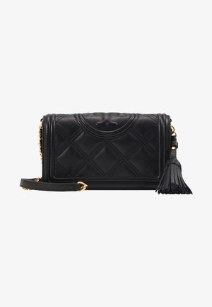 FLEMING SOFT WALLET CROSSBODY - Torba na ramię - black