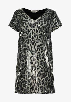 Cocktail dress / Party dress - light grey