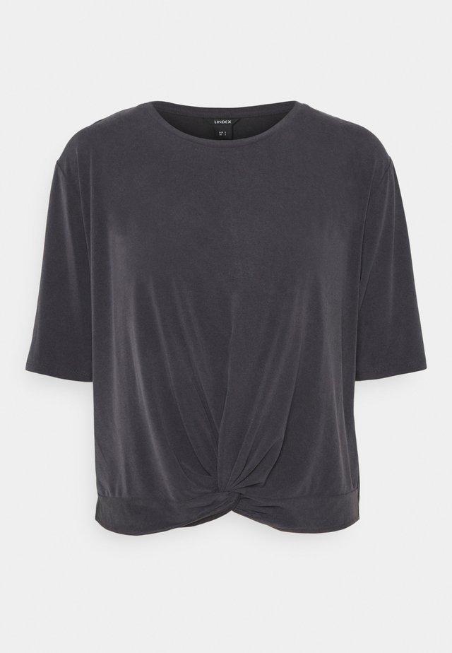 OTILIA - T-shirt basic - black