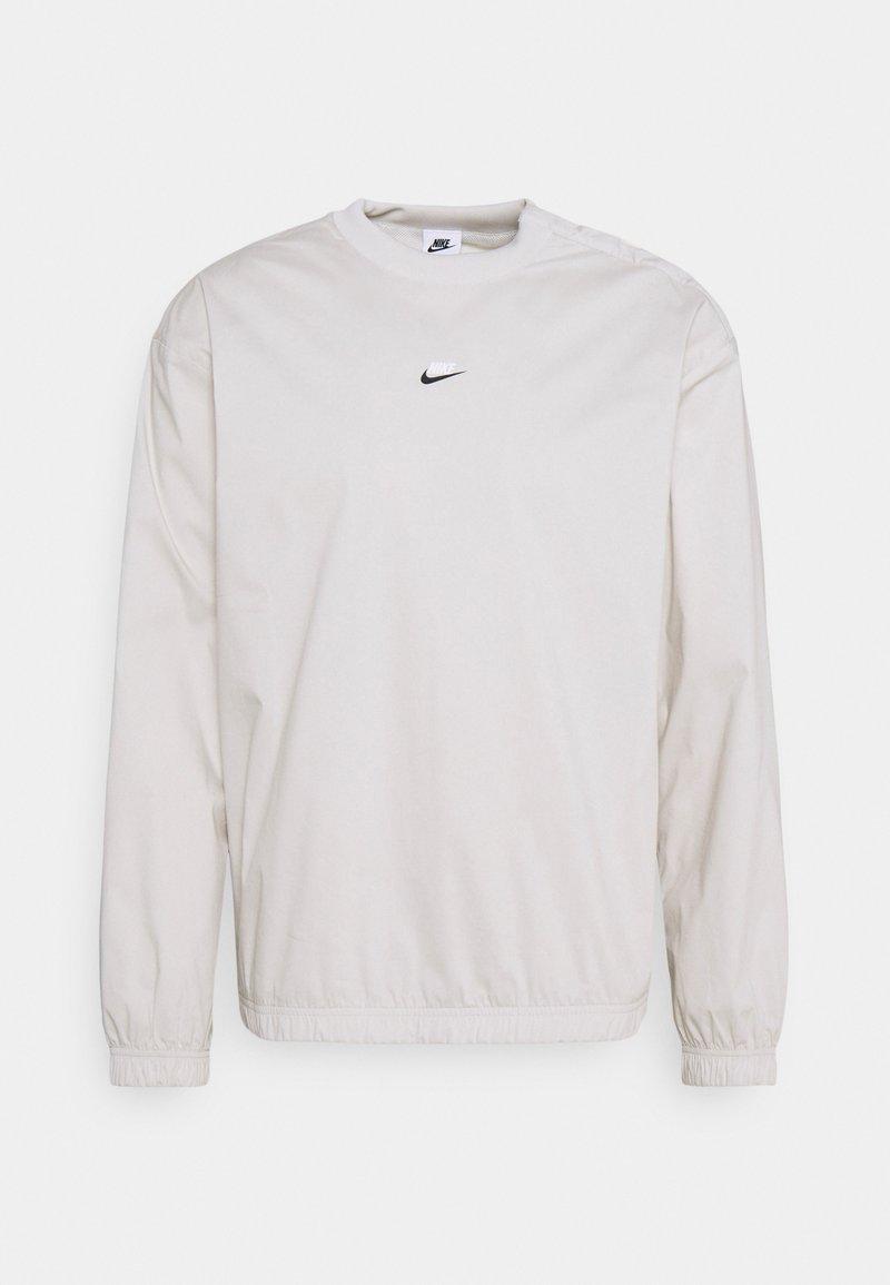 Nike Sportswear - Sweatshirt - light bone/sail/ice silver