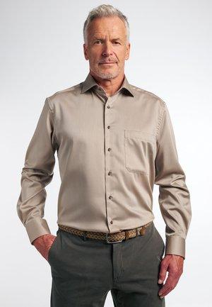 LANGARM  - Formal shirt - beige