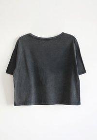 Pimkie - AC/DC - T-shirt imprimé - dunkelgrau - 1