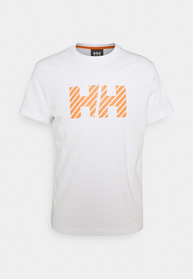 ACTIVE - T-shirt print - white