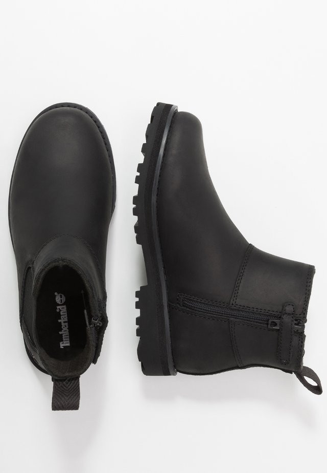 COURMA CHELSEA - Classic ankle boots - black