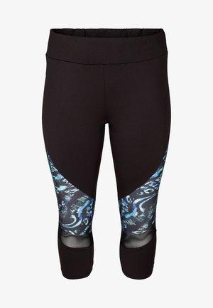 Leggings - flexi blue