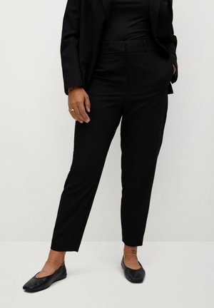 MITO7 - Pantalon classique - schwarz