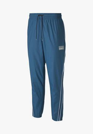 AVENIR - Tracksuit bottoms - digi-blue