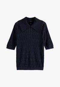 Scotch & Soda - Print T-shirt - blue - 3