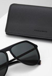 Dolce&Gabbana - Lunettes de soleil - black/grey - 2