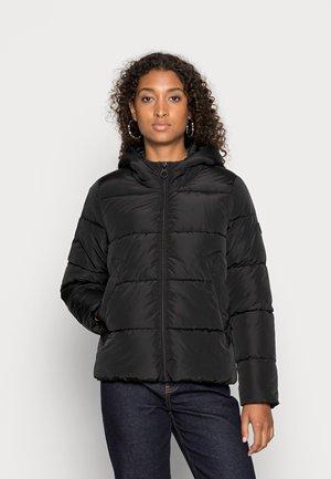 ONLAMANDA SHORT JACKET - Winter jacket - black