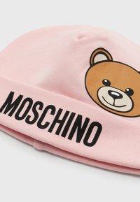 MOSCHINO - HAT ADDITION UNISEX - Beanie - sugar rose - 2